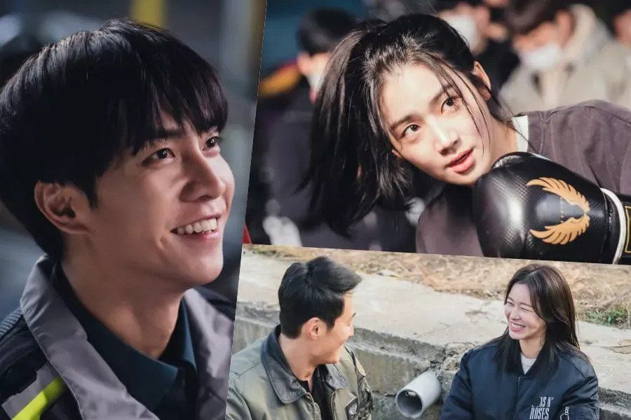 "Lee Seung Gi, Park Ju Hyun, And More Display Chemistry And Passion Behind The Scenes Of ""Mouse"""