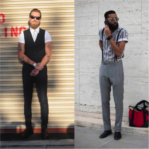 【時尚亂入】短袖襯衫穿搭技巧 輕鬆駕馭夏日紳士風格   Dappei 搭配 - 高質感服飾穿搭網站