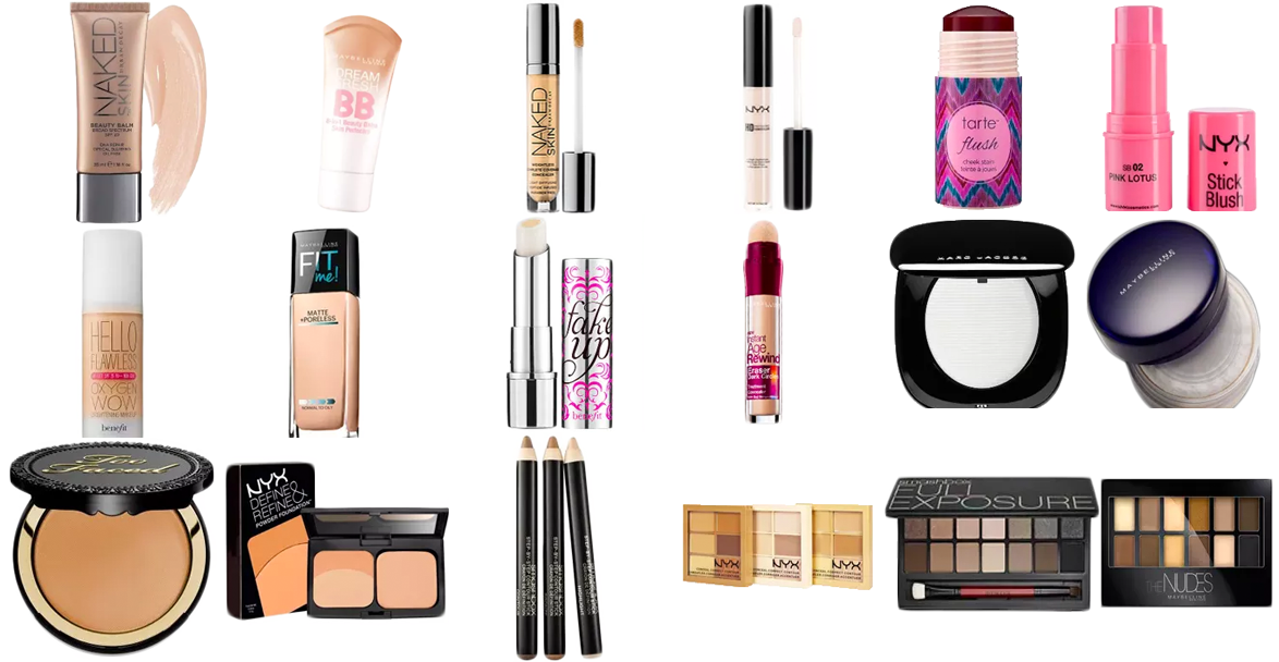 Love makeup but don't want to splurge? Checkout this great post on drugstore makeup dupes that work just as great the big names without hurting your wallet!