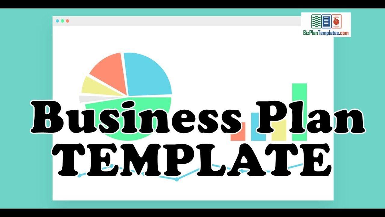 BUSINESS PLAN TEMPLATE Best business plan template