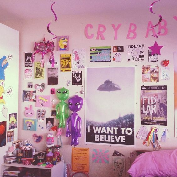 Image Result For Nymphet Room Grunge Room Aesthetic