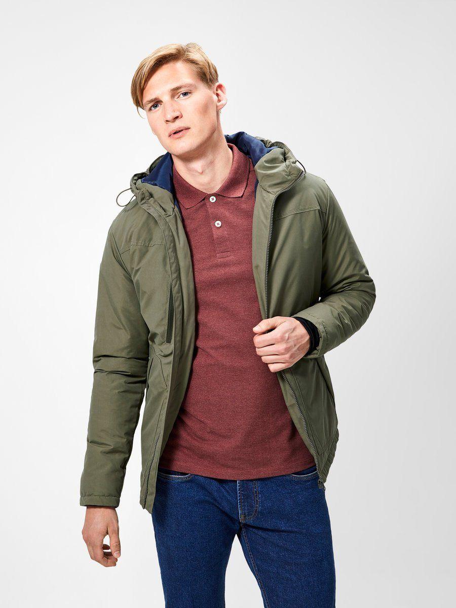 Pin by ladendirekt on Jacken   Jackets, Fashion, Military jacket