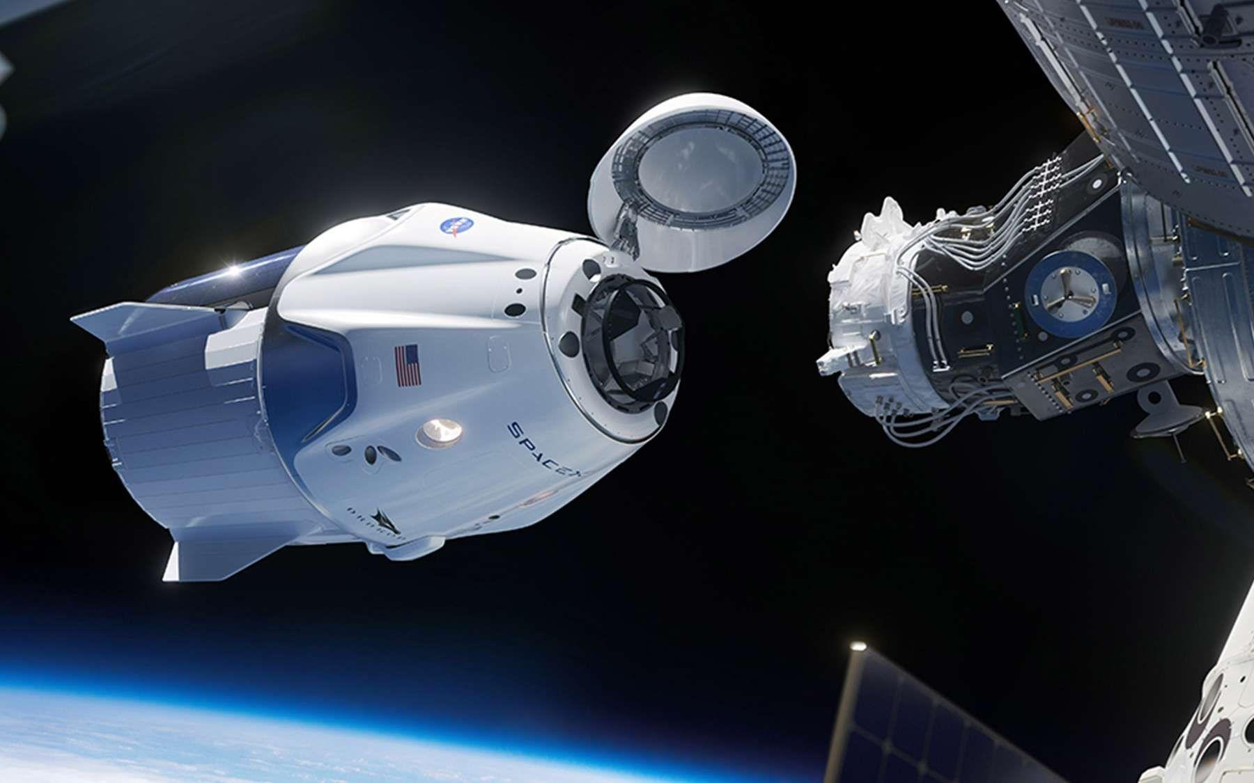 Le 27 mai, la Nasa va de nouveau lancer des astronautes