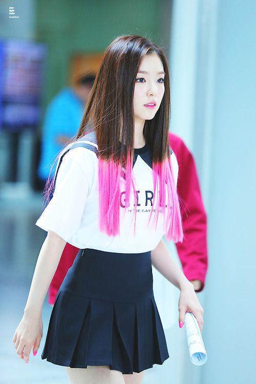 Red Velvet Irene On Pinterest