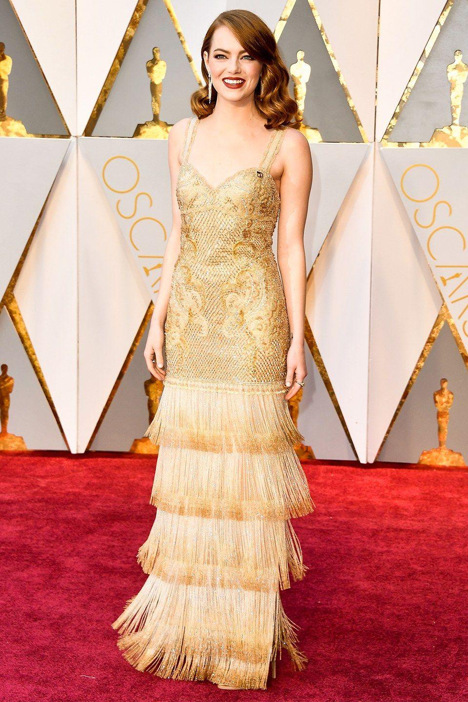 Oscars 2017 Best-Dressed Celebrities: See the Head-Turning Looks ...