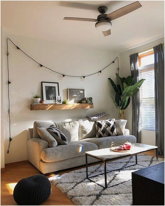 27 cheap and easy first apartment decorating ideas on a ...