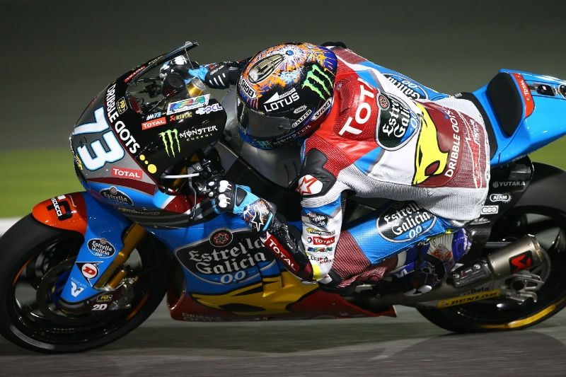 Alex Marquez Moto2 Qatar Motogp 2015 Motogp 2015 Crash Net
