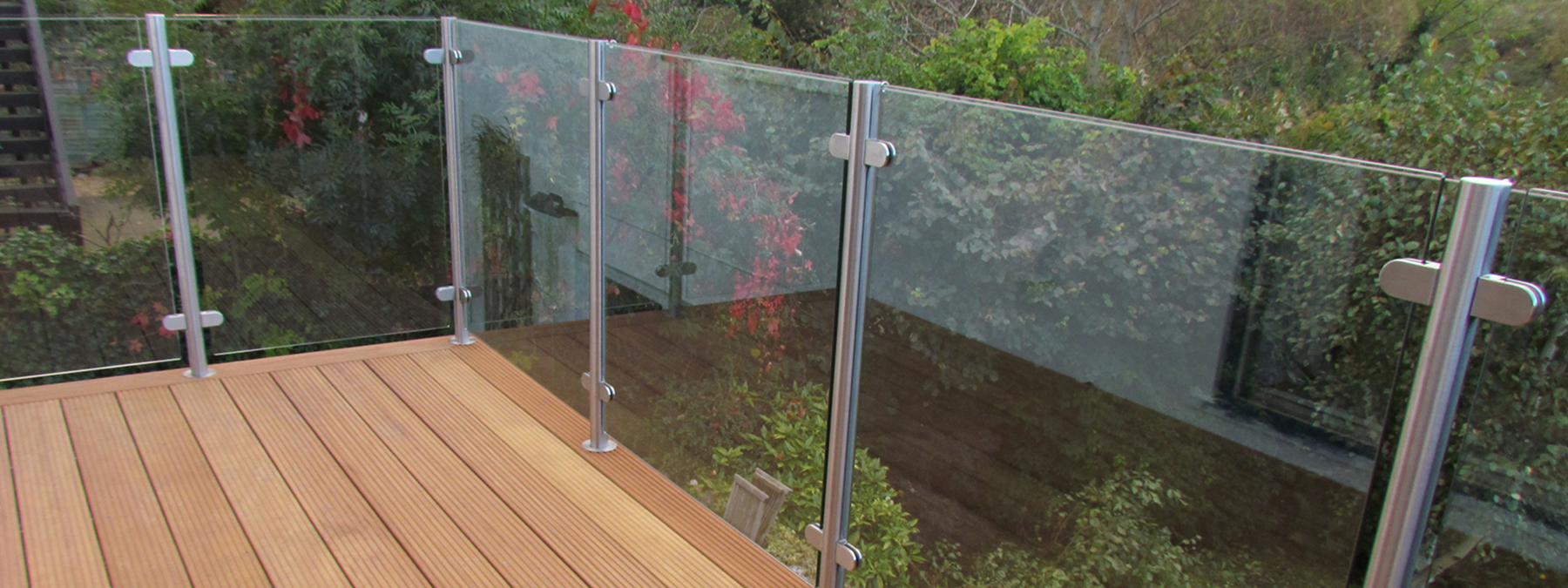 balcony glass panels - Google Search  Terrassedesign, Terrasse