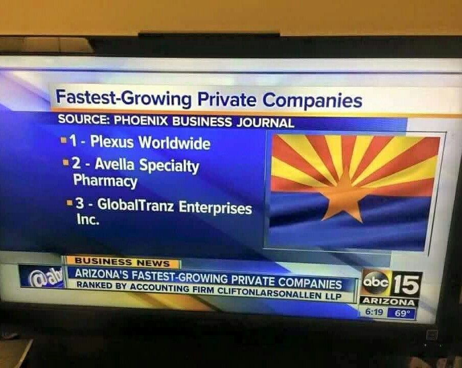 Schemes and scams DON'T make the TOP of the list for the Fastest -Growing Privately held Companies. Over 16,000% Growth in the last 3 years and on the #Inc500 the last 2 years! #PLEXUS, #HEALTH,#WELLNESS,#LEGIT Amberbargo.myplexusproducts.com #169489