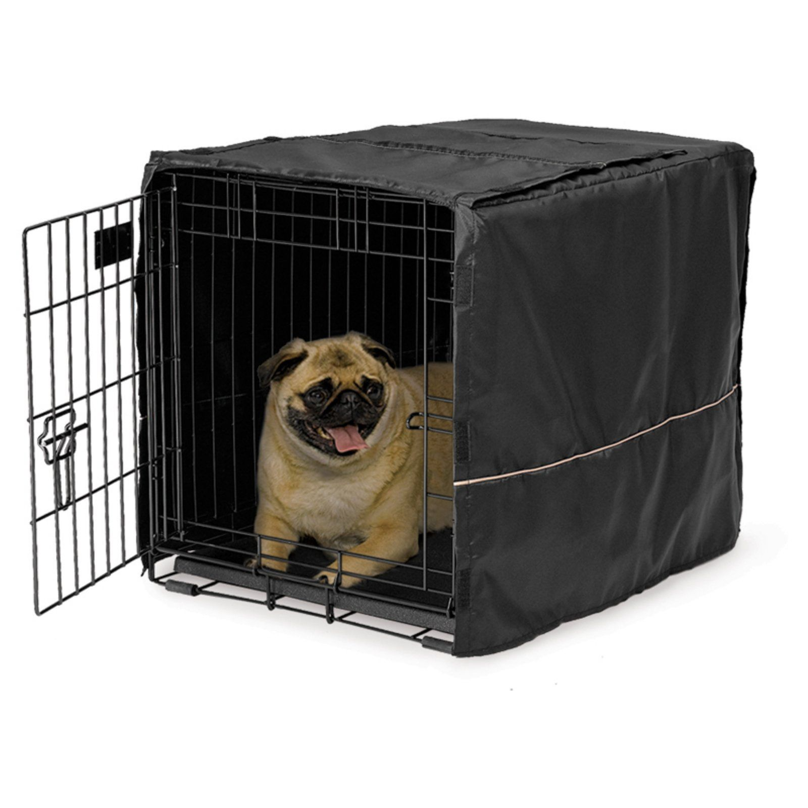 Midwest Homes For Pets Metal Dog Crate Cover Dog Kennel Cover