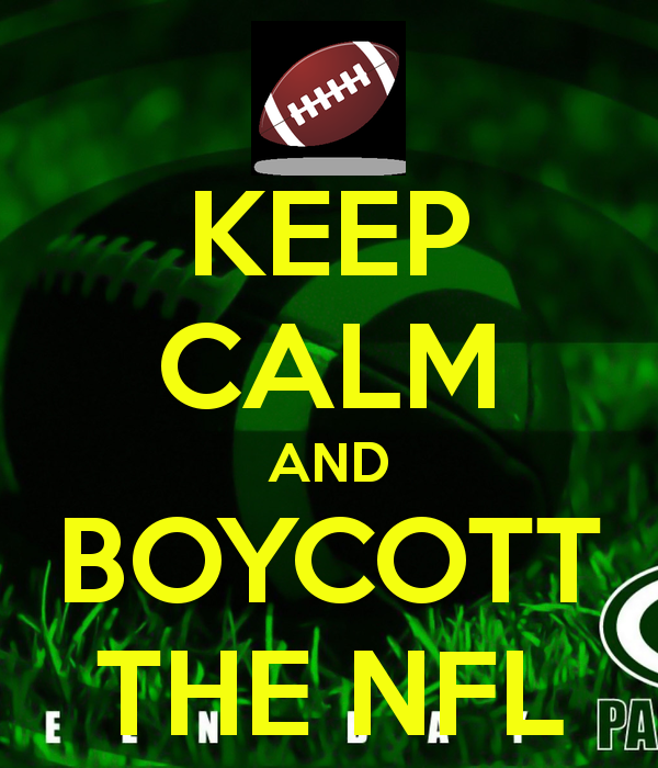 Image result for boycott nfl