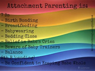 Zen Parenting: Attachment Parenting According to Dr. Sears (You Know, the Dude Who Coined the Term...)