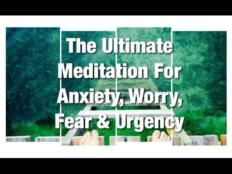 Calm relaxing mediation 10 minute guided meditation video to help ease  Anxiety, worry and the sense of urgency. Urgency We often feel the need to  rush and ...