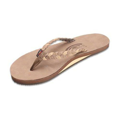 Women's Flip-Flops - Rainbow Sandals Womens Twisted Sister Sandals >>> See  this