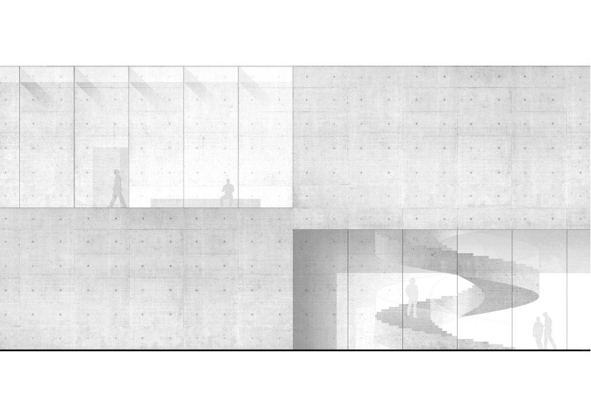 Architekten Bauhaus hess talhof kusmierz architekten bauhaus museum dessau 13