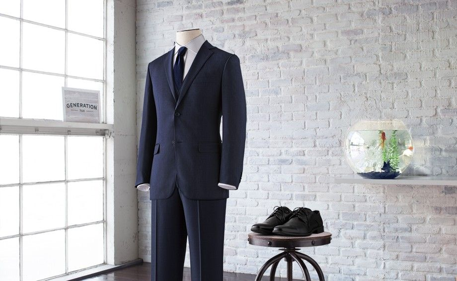 Build a Tuxedo Online - Create your Own Wedding Tuxedo | Generation ...