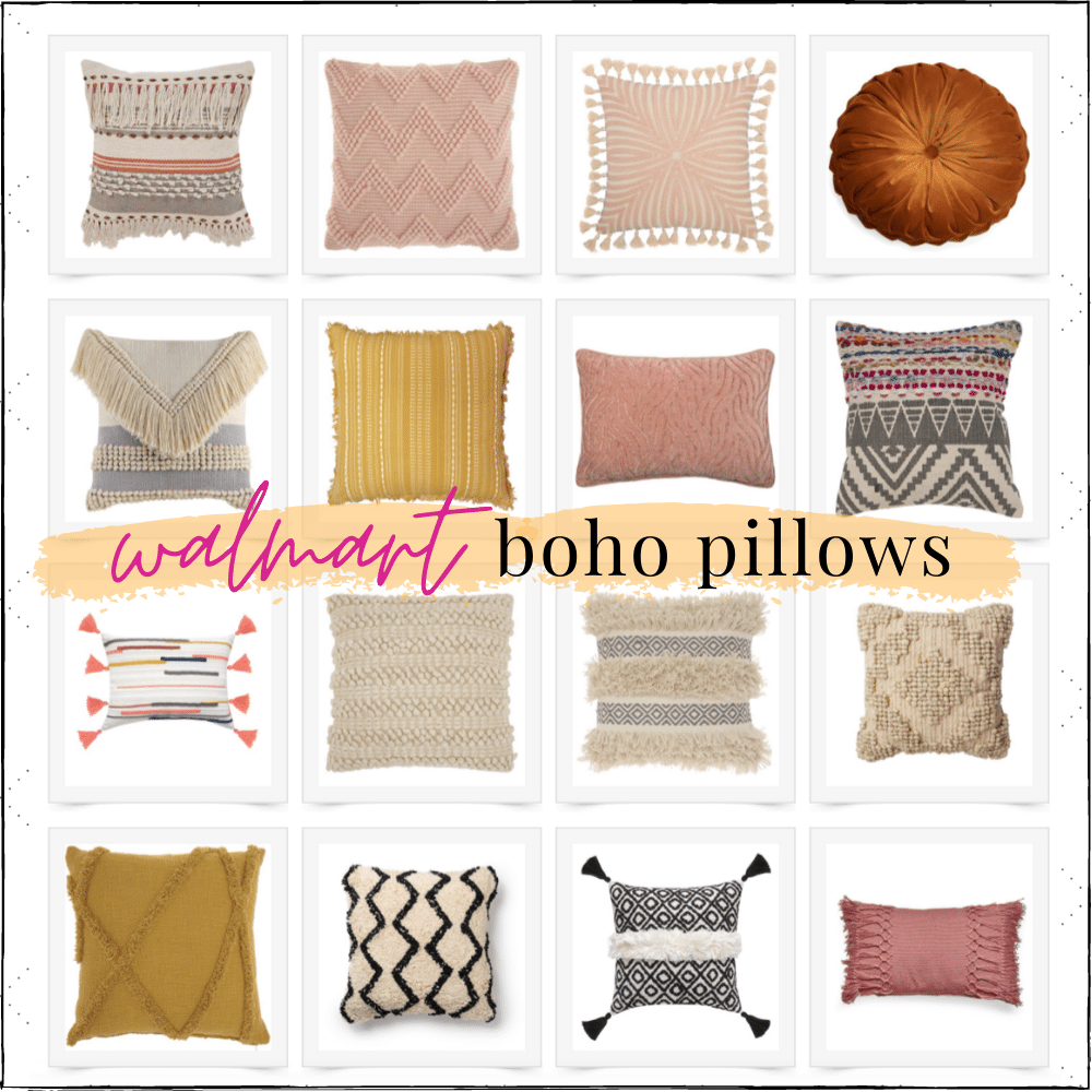 Affordable Boho Decor