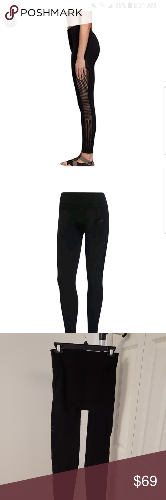 get new special for shoe the best Adidas Noir Tights Collants wrpknt tights HR 7/8 Adidas Noir ...