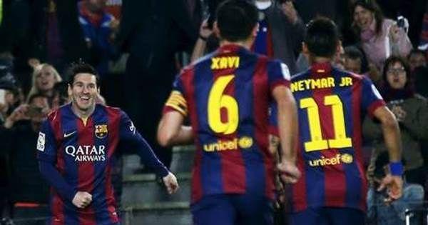 Barcelona Bantai Getafe 6-0