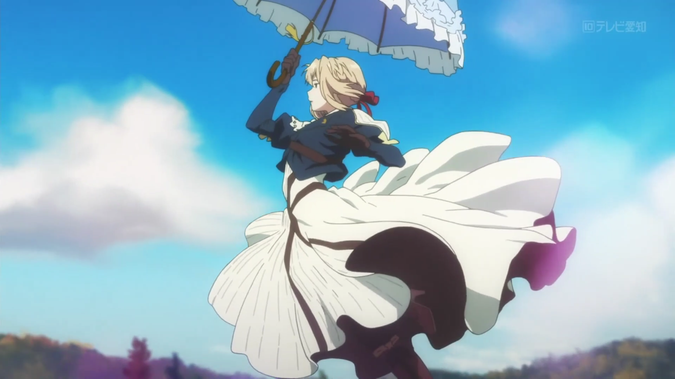 Pin by Jericho on Violet Evergarden Violet evergarden