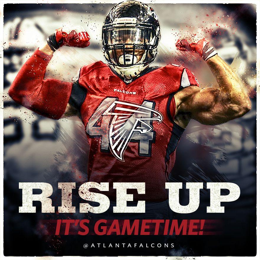 Atlanta Falcons Social Media Concept With Vic Beasley Riseup Atlanta Falcons Quotes Atlanta Falcons Atlanta Falcons Crafts