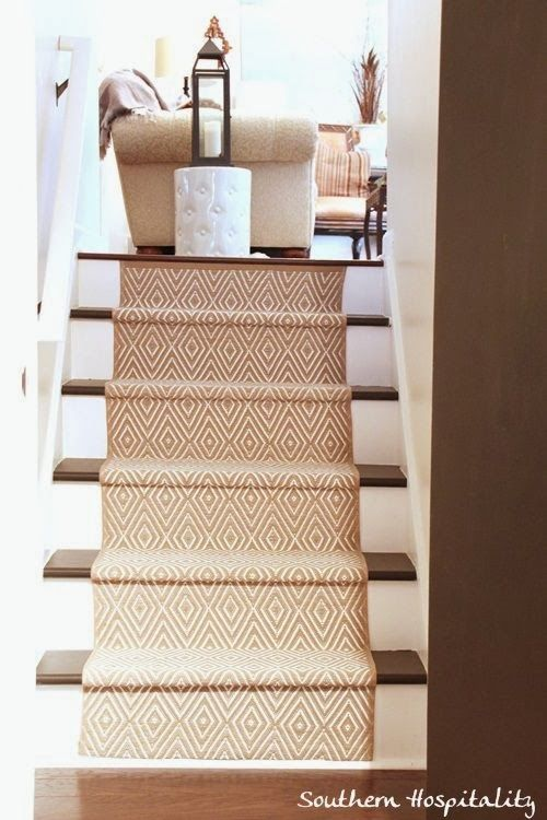 Chic Meets Healthy: REFINISHING BASEMENT STAIRS   PART 1