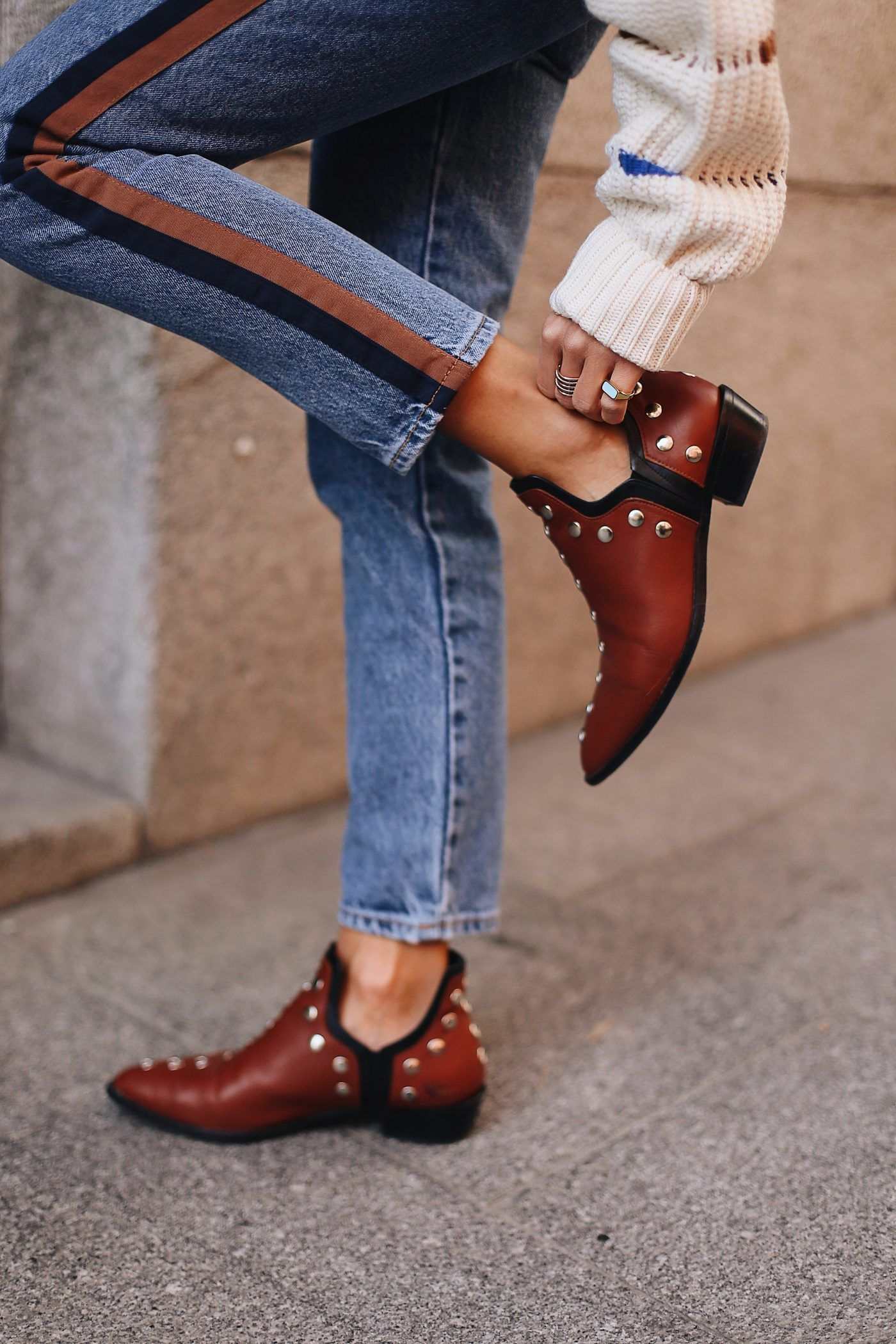 8478fbd7 Preorder punky boots avellana   COMPRADO   Botines planos, Botines ...