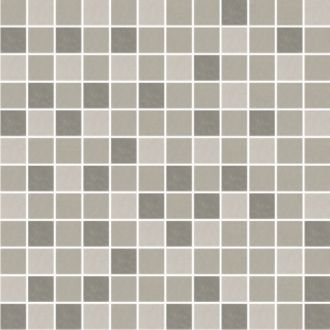 Eleganza Studio Mosaic 1x1 Blend 12x12 Sheet Grey Glass Tiles Glass Tile Grey Glass