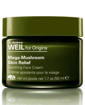 Origins Dr. Andrew Weil for Origins Mega-Mushroom Skin Relief Soothing Face Cream, 1.7 oz
