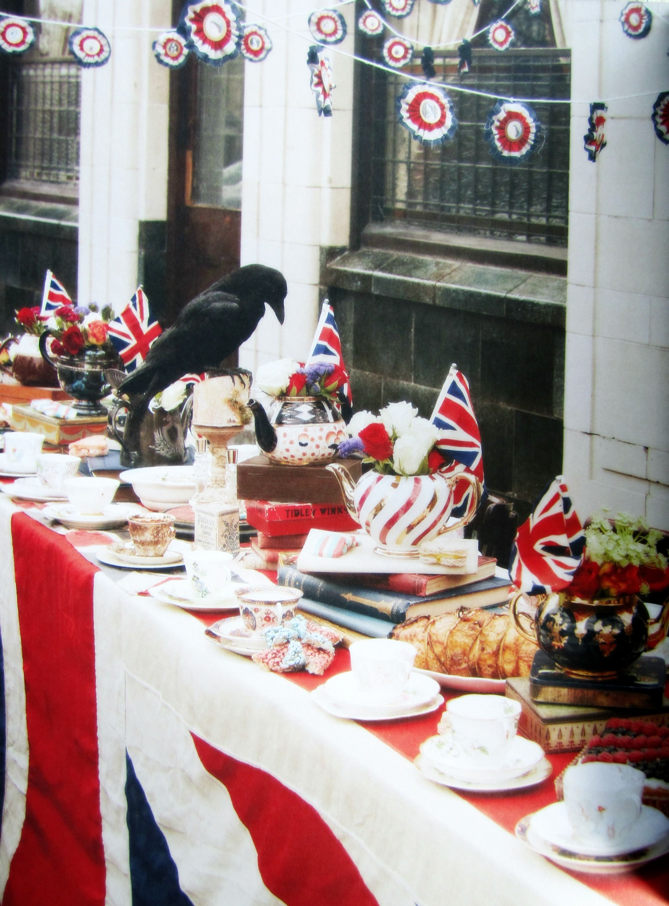 The Vintage Tea Party Year by Angel Adoree | homeiswheretheboatis.net