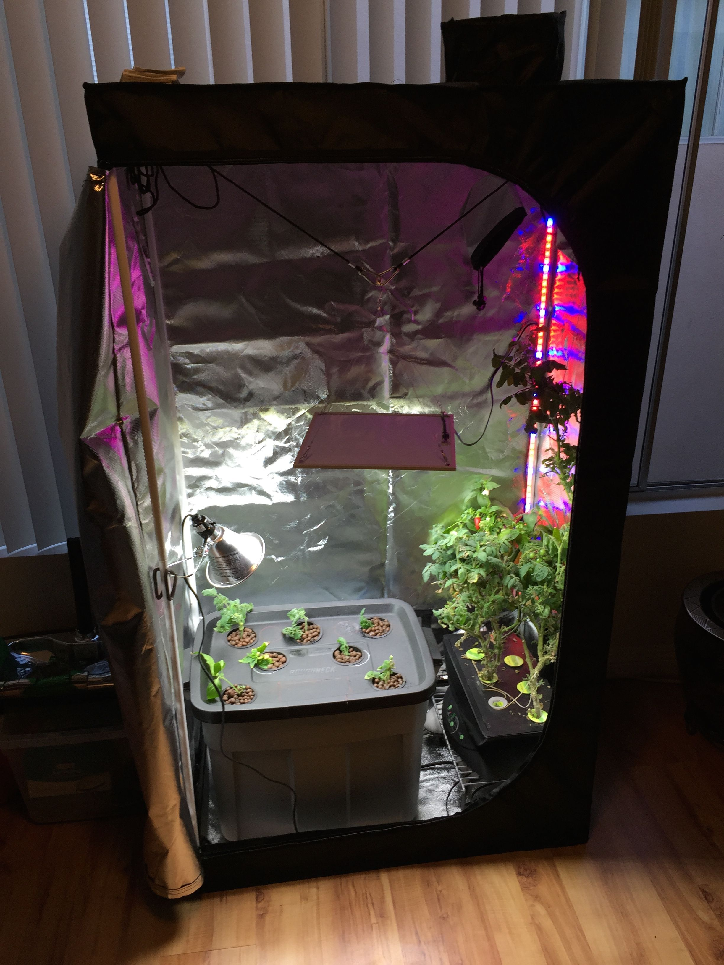 Home Grow Tent. : diy indoor grow tent - memphite.com