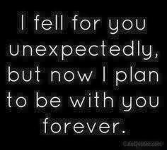 I really really do