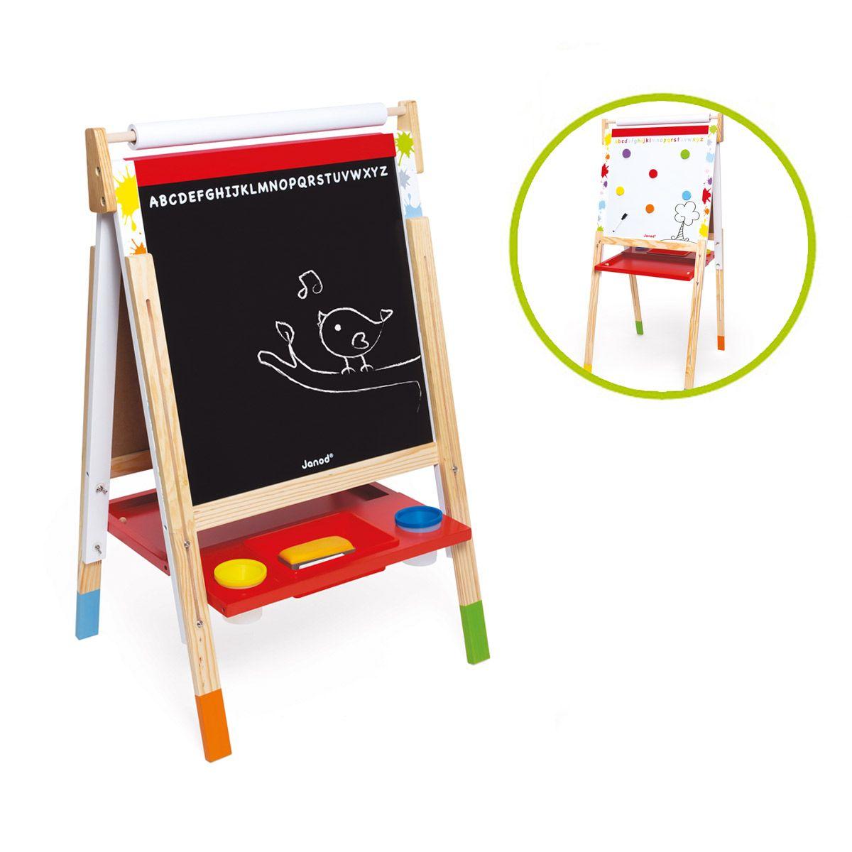 un tableau multi activit s incontournable qui grandit avec votre enfant pour dessiner crire. Black Bedroom Furniture Sets. Home Design Ideas