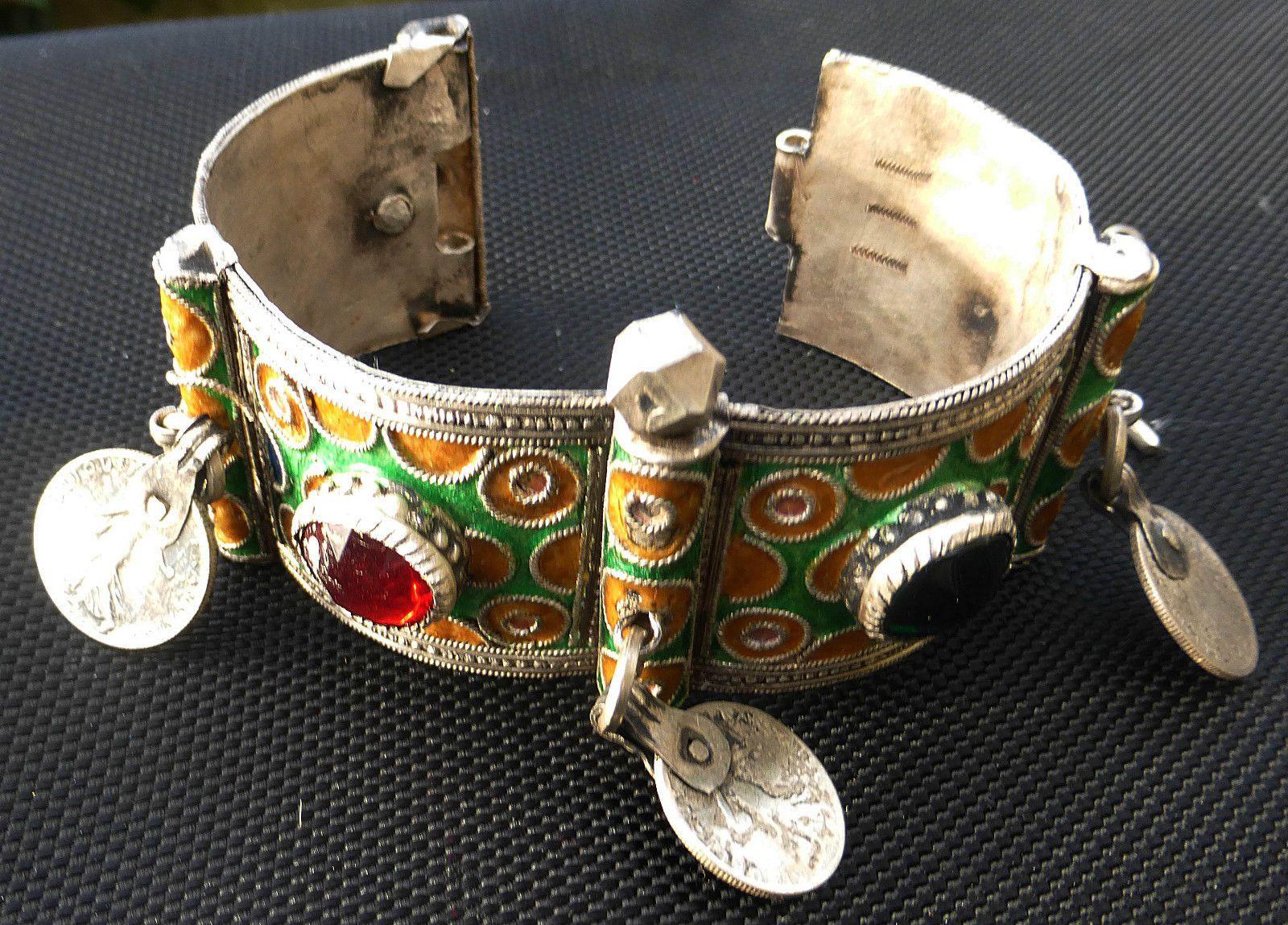 Bracelet en argent ebay