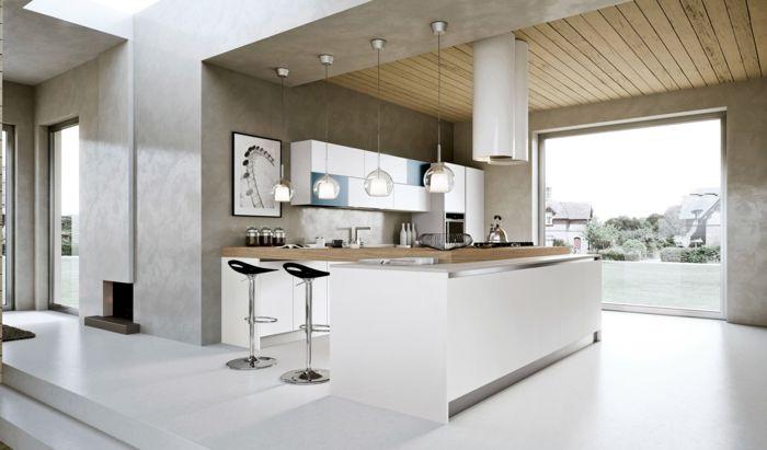 Lampe Küche gesucht? Welche ist die beste Lösung für Ihre ...