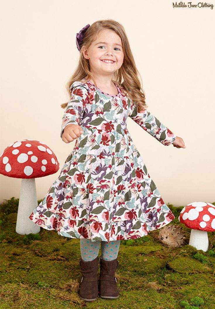 8f1d3619474 Once upon a time...Fall 2016  Little Miss Alice Dress and Conjure ...
