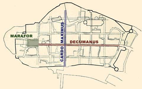 Cardo Decumanus Spd Architectural Registration Exam Ppp Cds