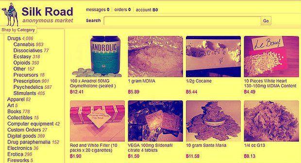 Chiuso Silk Road, il sito - mercato nero delle droghem/2013/10/02/chiuso-silk-road-il-sito-mercato-nero-delle-droghe/