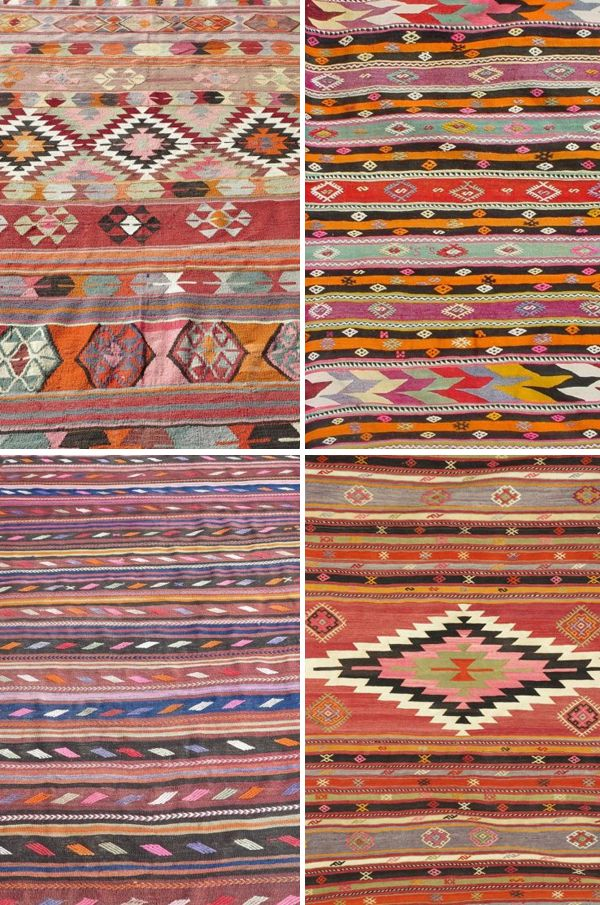 Bohemian Rugs Or Any Style With A Bunch Of Color Under Couch
