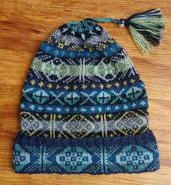 Pin by R. Stephen Gracey on Fair Isle Stranded Colorwork ...