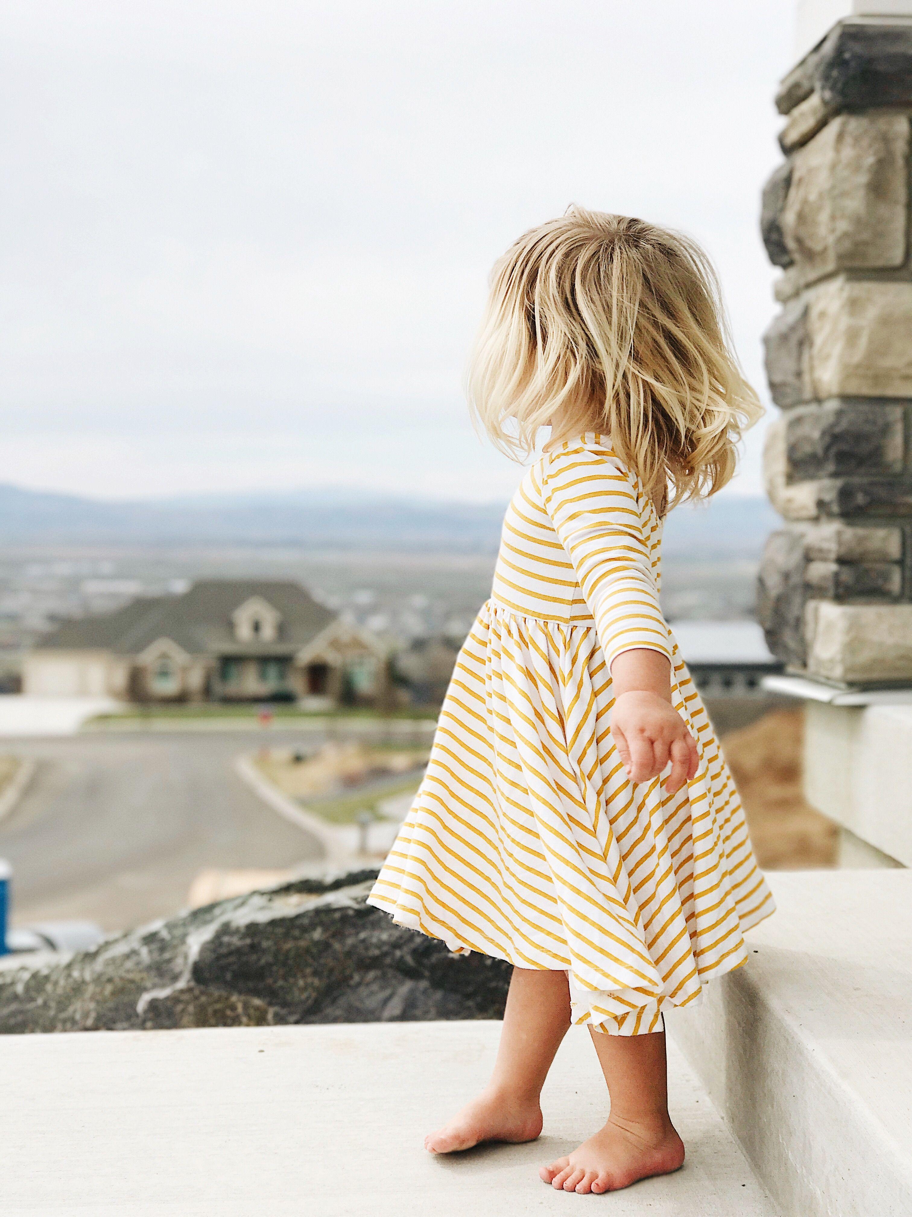 7da4628771fd yellow striped dress