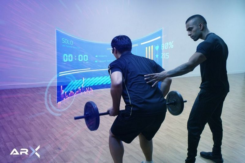 Top 35 Gaming Trends In September Augmented Reality Fitness Technology Workout