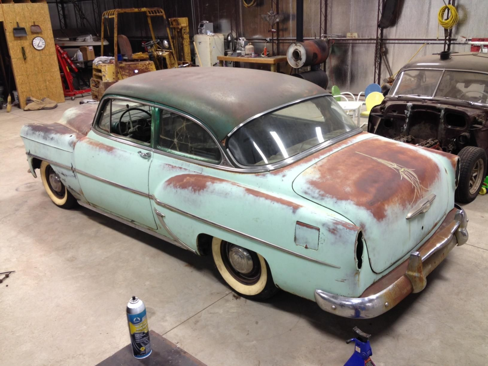 1953 Chevy 210 project | 53-54 Chevy | Pinterest | Cars, Rats and ...