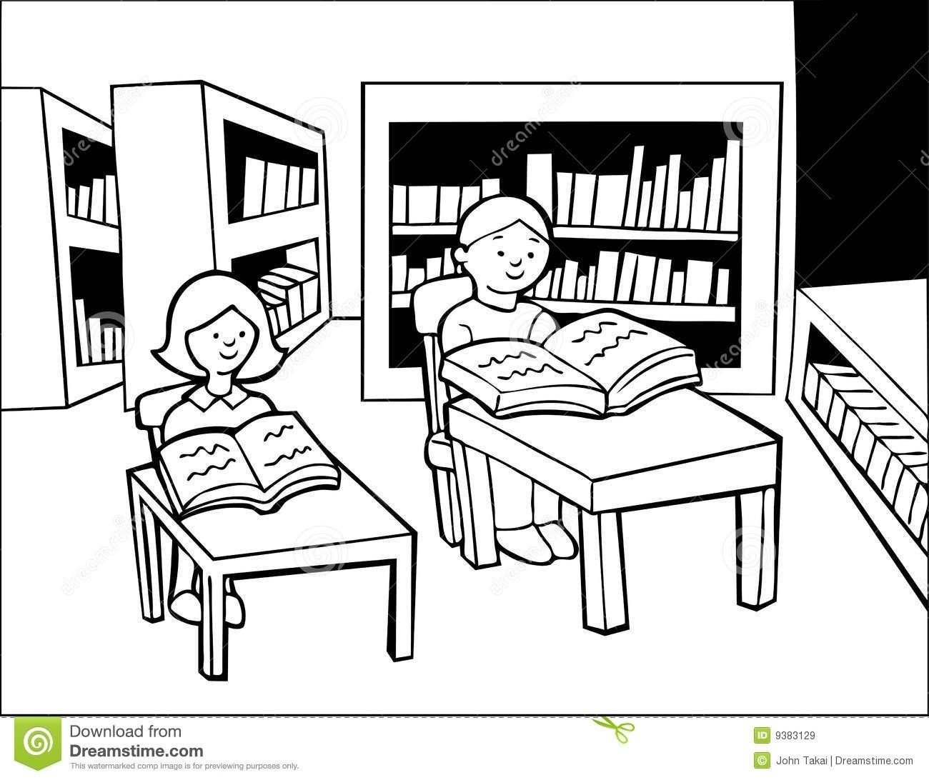 Library Black And White Clipart With Library Building Clipart Black And White 34718