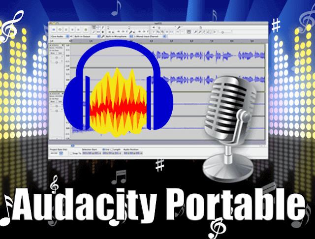 Download Audacity Portable #tech #pc #computer #laptop #free
