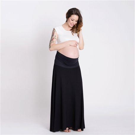 4dff628b8e Saia longa preta. Super confortável. Sempre na moda. Atemporal. Coringa. É