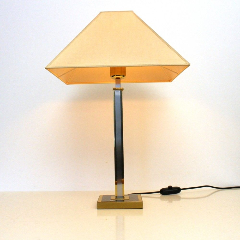 Desk Lamp From The Seventies By Unknown Designer For Deknudt Lamp Desk Lamp Table Lamp