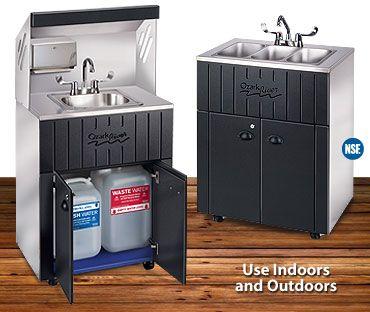 portable sinks portable sink