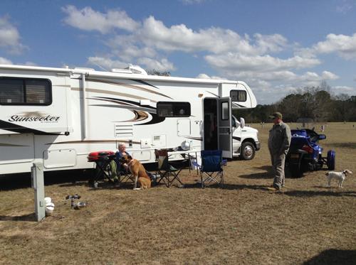 Walnut Creek RV Park Troy AL Passport America Campgrounds