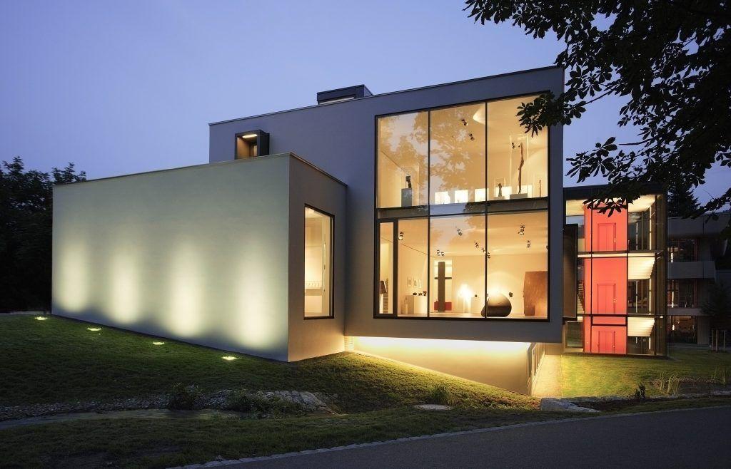 Museum Lothar Fischer Haus Architektur Haus Style At Home